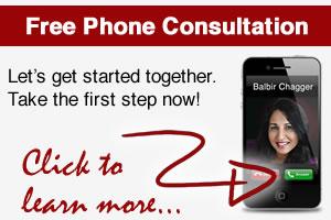 Balbir Chagger Free Phone Consultation - Click here!